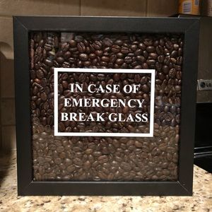 Other - Coffee lovers decor